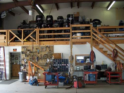 Dockside Marine in Ashland Virginia sells used, rebuilt ...